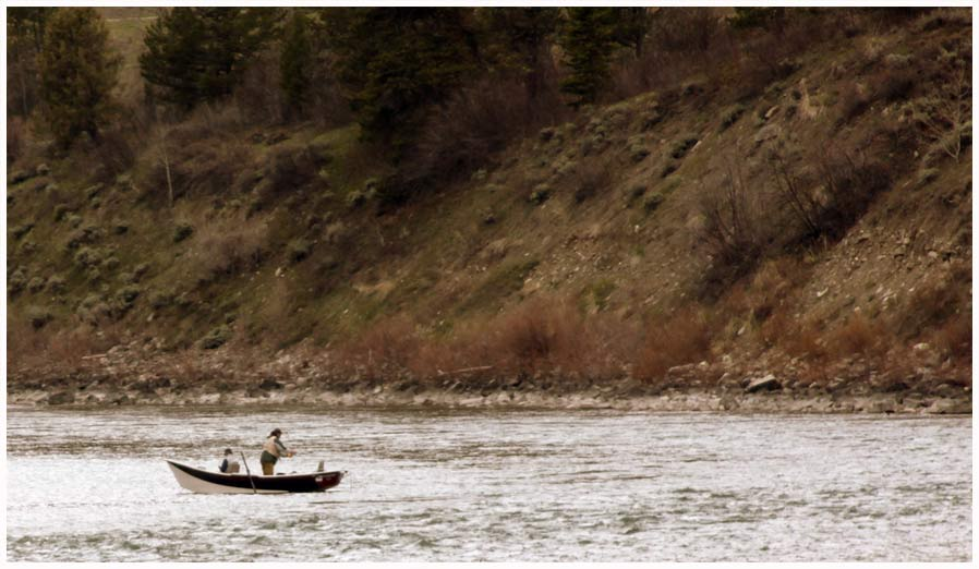Wyoming shangri la ranch near jackson hole wyoming is a for Snake river fly fishing
